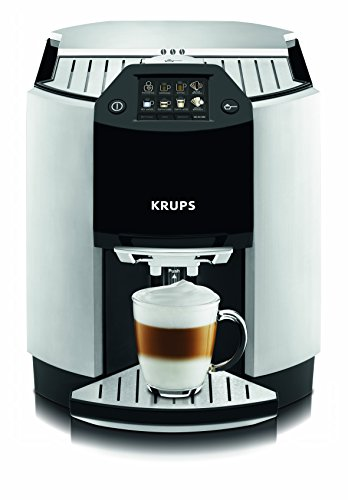 test sur le robot expresso krups ea9010 cafeti re grain. Black Bedroom Furniture Sets. Home Design Ideas